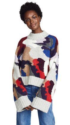 faad1dd5eec5e Eleven Six Kira Alpaca Sweater   SHOPBOP Hiver, Garde Robe, Andalousie,  Mode Femme