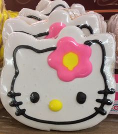 hello kitty cookie design