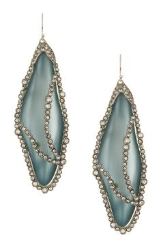 Crystal Caged Dragonfly Drop Earrings by Alexis Bittar on @nordstrom_rack