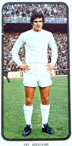AGUILAR (R. Madrid - 1973)