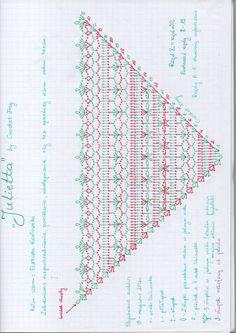 Crochet Scarf Diagram, Shrug Knitting Pattern, Gilet Crochet, Filet Crochet Charts, Crochet Lace, Crochet Shawls And Wraps, Crochet Scarves, Crochet Storage, Crochet Baby Clothes