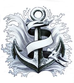 Anchor tattoos never go out of style. Although originally seen as tattoos for guys, nowadays anchor tattoos have reached new heights of popularity among girls. Presenting some of the most popular anchor tattoo designs and symbolism.