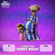 I love you furry much! You are pawsitively fangtastic! Hotel Transylvania, Extended Family, Group Of Friends, Family Movies, Jacob Black, Dracula, Cruise, Comedy, Printable