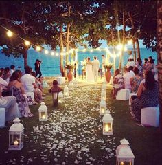 Definitely need an aisle with a view! I love the bird cage/light house type thing so beautiful!