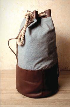 Naval Duffle Bag