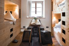 Guesthouse berge | Nils Holger Moormann | Bergebude | ©We Make Them Wonder