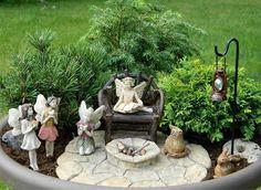Fairy Garden from Myfairygardens.com