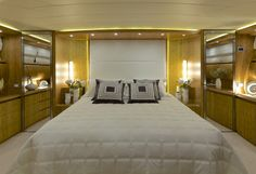 Luxury CUDU - Motor Yacht Check more at http://eastmedyachting.co.uk/yachts/cudu-motor-yacht/