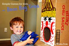 summer boredom buster, things to do with your kids, active games