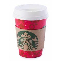 Starbucks Kicks Off Winter With Chestnut Praline Latte, Proving... ❤ liked on Polyvore
