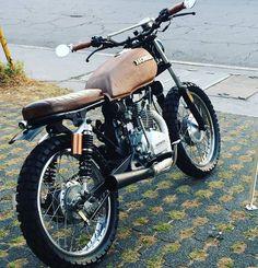 motomood — Honda scrambler