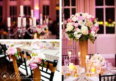 Elegant Spring Wedding Reception Details  from Dallas Wedding at SMU Perkins & The Room On Main by Allison Davis Photography