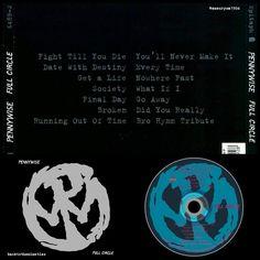 #HappyAnniversary 19 years #Pennywise #FullCircle #album #punk #rock #melodic #hardcore #music #90s #90smusic #backtothe90s #JimLindberg #FletcherDragge #RandyBradbury #ByronMcMackin #EddieAshworth #JasonThirsk #90sband #90sCD #90salbum #backtothenineties #CD #1997 @_pennywise
