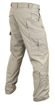0fa9f26751 Condor Tactical Pants - Lightweight Ripstop 32x30 Mens Tactical Pants,  Tactical Clothing, Condor Tactical
