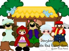 Storybook Series Red Riding Hood
