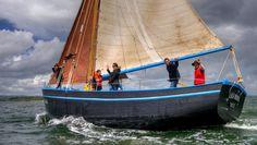 Loch Monna - Balades en coquillier de la rade de Brest.