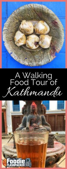 A group of us teamed up for a walking food tour of Kathmandu. Learn about the great foods to try when you travel to Nepal!