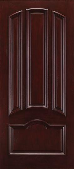Aurora® Custom Fiberglass All Panel Exterior Door   JELD-WEN Doors & Windows