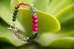 color block bracelet @ branching fig