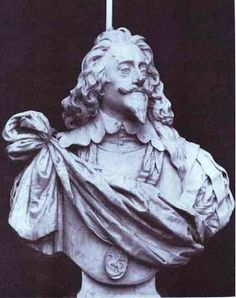 1636 - Charles I, King of England, from Three Angles - Anthony van Dyck