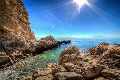 Terranea Sea Caves by Logans Heros, via Flickr