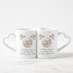 Premier Personnalisé Anniversaire Cadeau Mariage 1st un an Mr /& Mrs Couple Imprimer