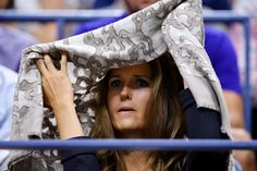 Kim Murray Photos Photos - Kim Murray, wife of Andy Murray of Great Britain…