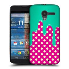 Head Case Designs Pattern Meltdown Hard Back Case Cover for Motorola Moto X | eBay