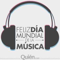 ¡Feliz día mundial de la música!