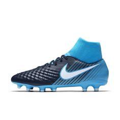 promo code d8c4f 9b273 Nike Magista Onda II Dynamic Fit Firm-Ground Soccer Cleats Size 10.5 (Blue)