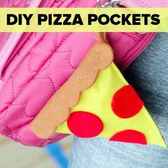 DIY Pizza Pockets