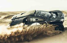 +Comprido, +Largo, +Baixo, +Potente. Damos as boas-vindas ao novo #Peugeot2008DKR! Veja aqui as imagens do novo #Peugeot2008DKR (2016). Em testes com Carlos Sainz em Marrocos e Stéphane Peterhansel, em Zaragoza (Espanha). Preparados para o #Dakar2016?