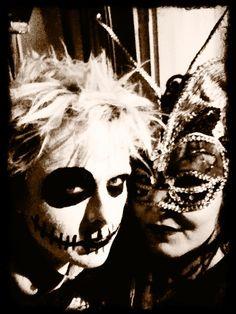 Billie Joe and Adrienne Armstrong - NYC - Halloween show - 2011