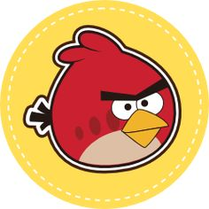 Best Gift Ideas Blog: Angry Birds Printables