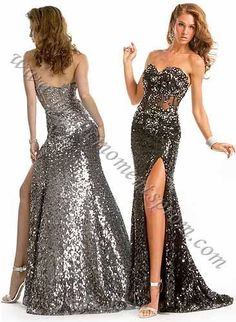 This dress should be worn on the Red Carpet  Party Time 6741 $438  #fashion #prom #dresses