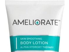 Ameliorate - Solution-focused bodycare for 'chicken skin' condition, KP