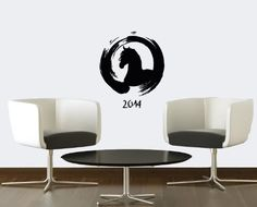 Wall Vinyl Sticker Decal Art Design Circle Composition Chinese New Year of the Horse Room Nice Picture Decor Hall Wall Chu733 Thumbs up decals,http://www.amazon.com/dp/B00JA9R2DA/ref=cm_sw_r_pi_dp_HkUHtb03JK1RRN40
