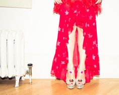 Ever since her namesake shoe line, our overall happiness levels have never been the same. http://www.thecoveteur.com/charlotte-olympia-dellal/