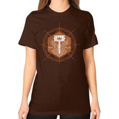 Sunbreaker Unisex T-Shirt (on woman)