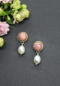 Sissi, Pearl Earrings, Pearls, Jewelry, Fashion, String Of Pearls, Studs, Pearl Jewelry, Gems