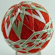 temari. Like the pattern for the obi
