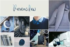 """Or yet in wise old ravenclaw, if you've a ready mind, where those of wit and learning, will always find their kind.""  faandom-aesthetics.tumblr.com"