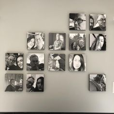 """4c7b6c641d5 Tiffany (Garland) Miller on Instagram  """"Miller photos on the wall!   mixtiles"""""""