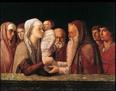 Giovanni Bellini, la presentazione nel tempio