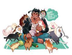 HAPPY BIRTHDAY NIDAI