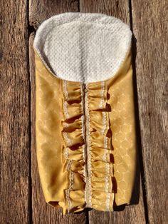 Yellow Ruffled Baby Bundle Bag by ThePilaShoppe on Etsy https://www.etsy.com/listing/272180998/yellow-ruffled-baby-bundle-bag
