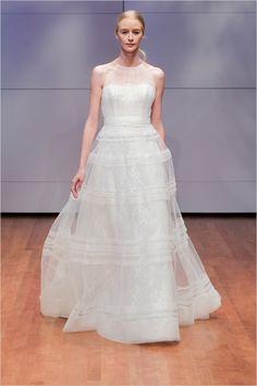 #Rivini #weddingdress #fasion #runway @weddingchicks