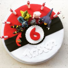 Nailed it! Happy Birthday Tristan #pokemon #birthdaycake