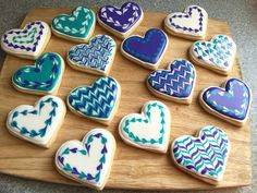 christmas decorating cookies recipe best heart ideas on valentine royal icing decorated