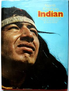 #COLLECTIBLE FIRST EDITION: North American #Indian by Christopher Davis, Introduction by @MarlonBrando (1969) http://etsy.me/1kfSr72 @Etsy